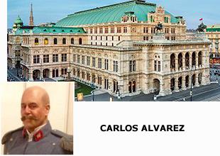 Carlos Alvarez Fechas Funciones Performances